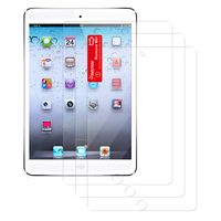 3-piece Reusable Screen Protector  compatible with Apple® iPad® mini