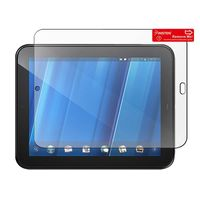 Reusable Screen Protector  compatible with HP TouchPad, Clear