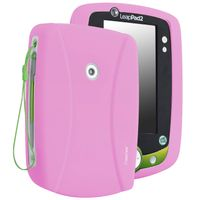 Silicone Skin Case  compatible with LeapFrog® LeapPad 2, Pink