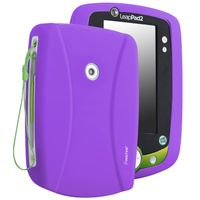 Silicone Skin Case  compatible with LeapFrog® LeapPad 2, Purple