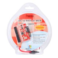 SATA to IDE / IDE to SATA Converter Cable compatible with NEC LaVie L Model LL700/5D