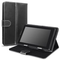 Stand Leather Case  compatible with Apple® iPad® mini 3, Black