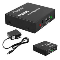 HDMI Amplifier 1 X2 Female Splitter, Version 3