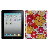 MYBAT Summer Bloom Back Protector Cover  compatible with Apple iPad 2/3/4