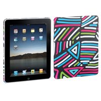 MYBAT Lizzo Conceptual Chance Back Protector Casecompatible with Apple iPad