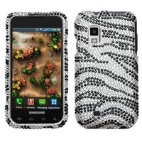 MYBAT Skin Diamante Protector Case compatible with Samsung© Fascinate / Mesmerize / Showcase SCH-i500
