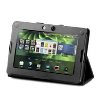 MYBAT Black MyJacket (121) compatible with BlackBerry Playbook