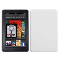 MYBAT Natural Ivory White Back Protector Cover compatible with Kindle fire