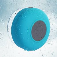MYBAT Blue Mobile Wireless Speakers (with Suction Cup)-66