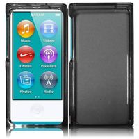 Honey Cover Case compatible with Apple Ipod Nano 7, Black