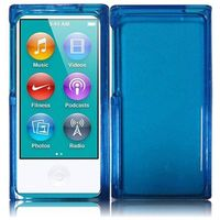 Honey Cover Case compatible with Apple Ipod Nano 7, Blue