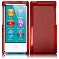 Honey Cover Case compatible with Apple Ipod Nano 7, Red