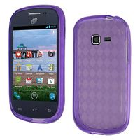Discover Case TPU Cover Case compatible with Samsung Galaxy Centura S738C S730G S740C Discover, Purple