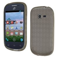 Discover Case TPU Cover Case compatible with Samsung Galaxy Centura S738C S730G S740C Discover, Smoke