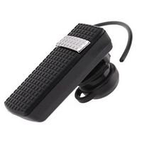 Bluetooth Headset E320 Style in Retail Packaging, Black