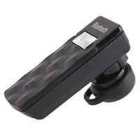 Bluetooth Headset E300 Style in Retail Packaging, Black