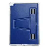 TPU Case with Hand Strap and Kickstand compatible with Apple iPad Mini 2, Dark Blue HST