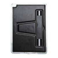 TPU Case with Hand Strap and Kickstand compatible with Apple iPad Mini 2, Black HST