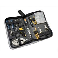 Syba 65 Pieces Computer Tool Kit, Slim Zipped Case