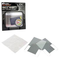 KMD Clear Top And Bottom Screen Protector Compatible With Nintendo DS Lite System