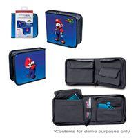 Power A DS Universal Super Mario Folio Case Compatible With Nintendo 2DS/3DS/3DS XL/DS/DSi XL