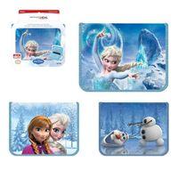 PDP Nintendo Disney Frozen Clutch Compatible With Nintendo 2DS