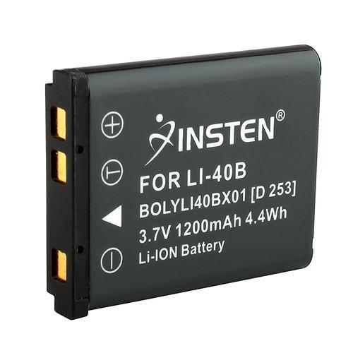 NP-45 Compatible Li-Ion Battery  compatible with Fuji FinePix Z Series Z100FD, Black