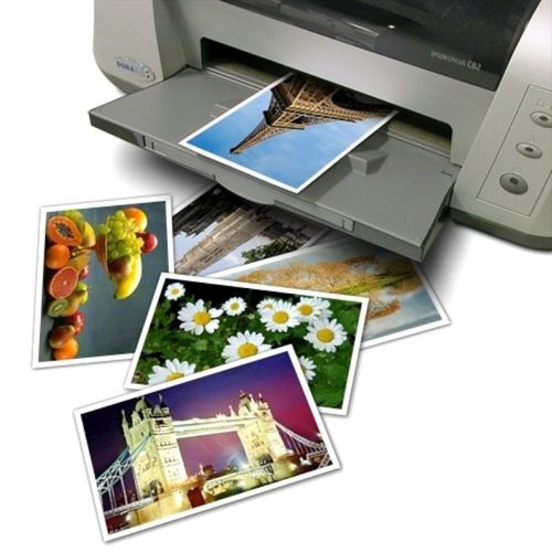 "Glossy Photo Paper - 4"" x 6"" - 20 PCS  compatible with Lexmark Z Series Z54"