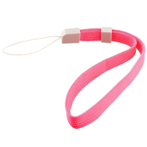Remote Control Wrist Strap  compatible with Nikon CoolPix L4, Pink