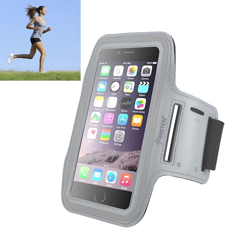 For iPhone 6 6s/6 6s Plus Sports Gym Armband Case Running Jogging Cover Holder
