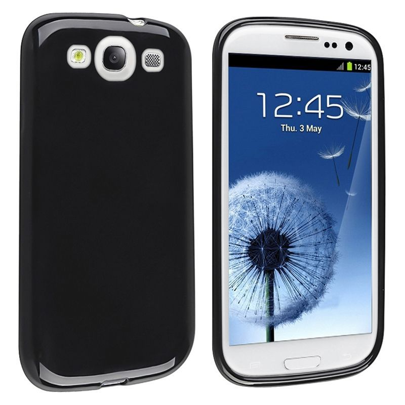 Color TPU Candy Soft Gel Jelly Case Cover Skin For Samsung Galaxy S3 SIII i9300