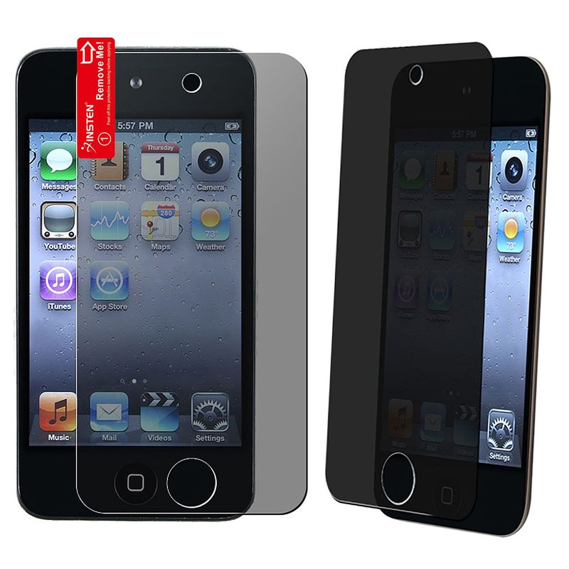 Anti-Glare/Mirror/Clear/Diamond Screen Protector Film For iPod Touch 4 G 4th Gen