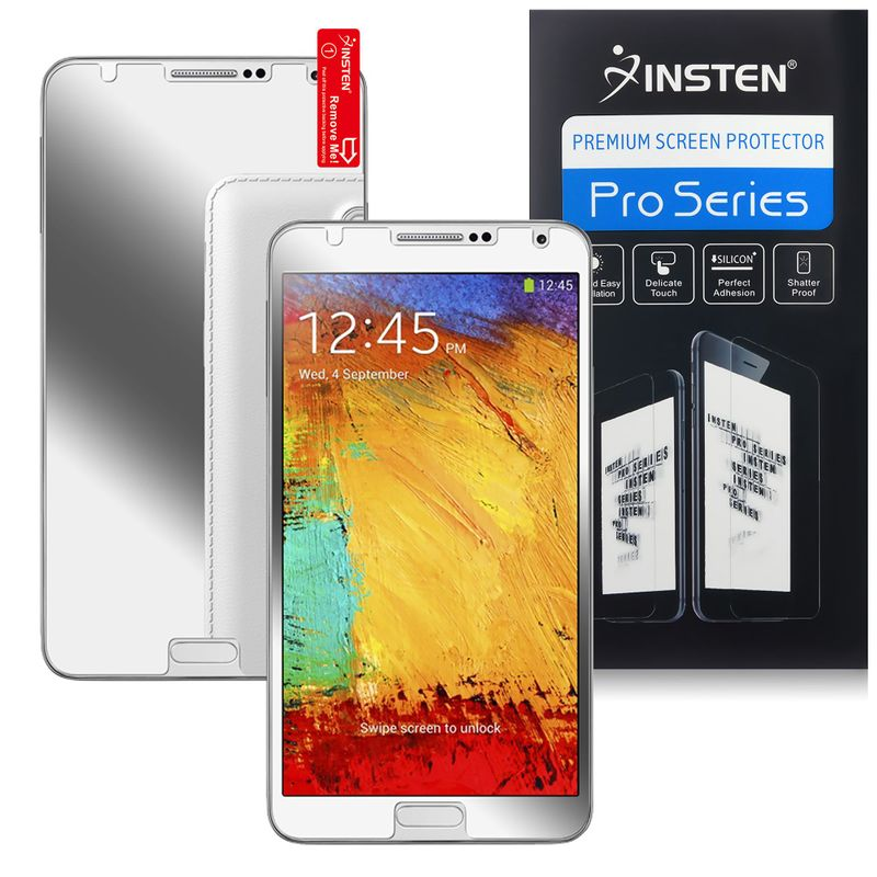Coating LCD Screen Protector Guard Cover For Samsung Galaxy Note 3 III N9000