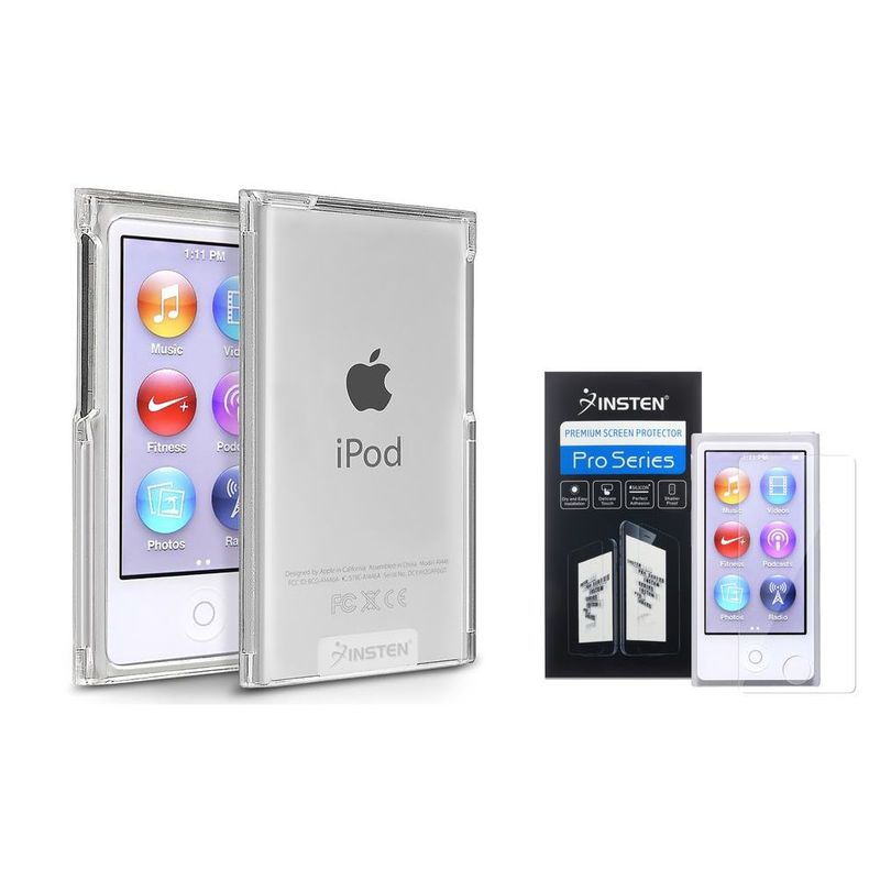 Color-Plastic-Hard-Cover-Case-Skin-For-iPod-Nano-7G-7th-Generation-7-Protector