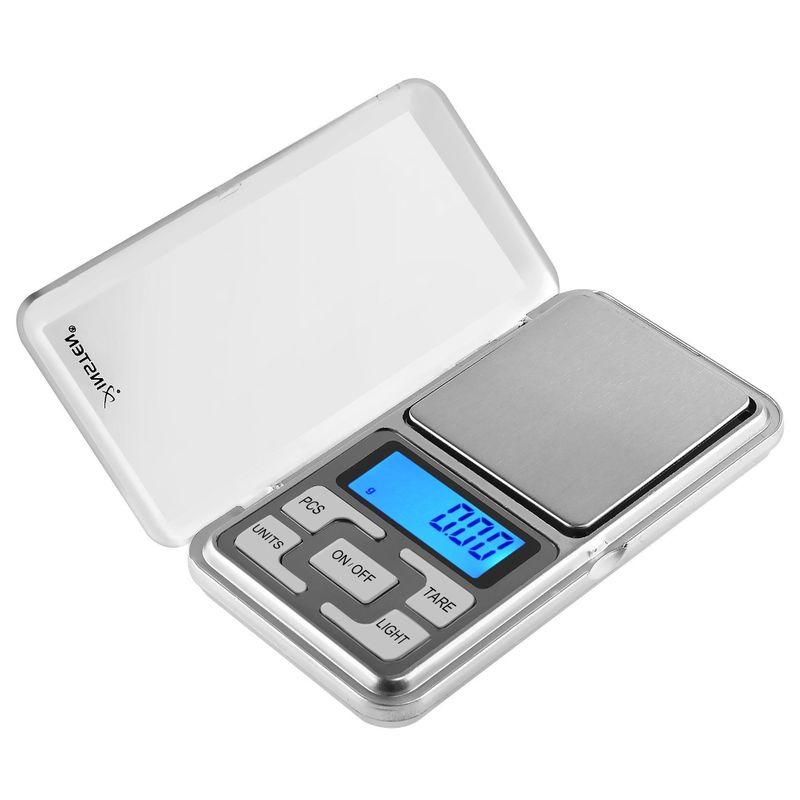 INSTEN Portable 200g x 0.01g Mini Digital Scale