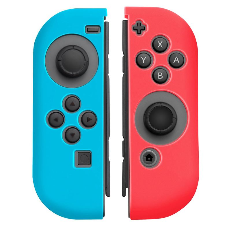 Blue & Red (Left + Right)