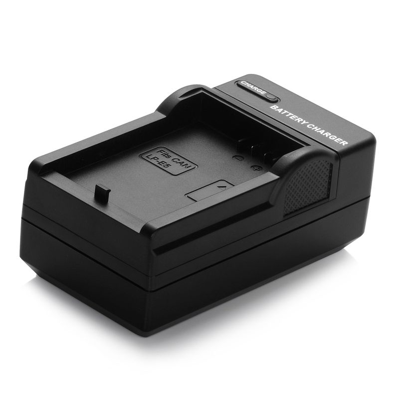 Chargers Accessories & Parts For Canon Eos 450d 500d 1000d Camera Battery Lp-e5 Charger Products Are Sold Without Limitations