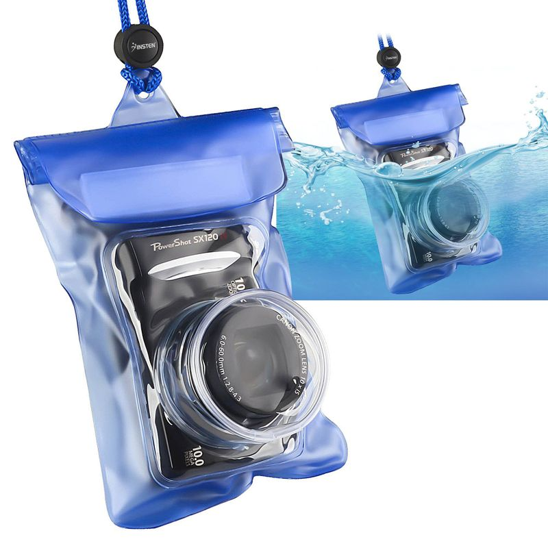 DSLR SLR Camera Waterproof Underwater Housing Case Pouch Dry