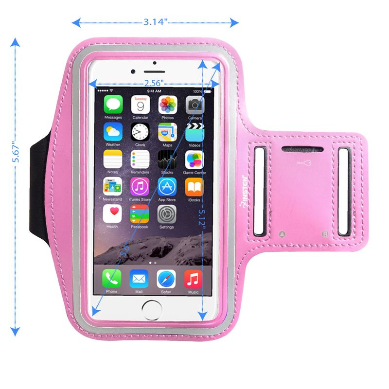 Sports Gym Running Jogging Cycling Armband Case Cover For Samsung Galaxy Phones