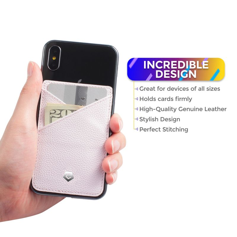 Cobble-Pro-Adhesive-Stick-On-Card-Cash-Holder-Genuine-Leather-Case-Pouch