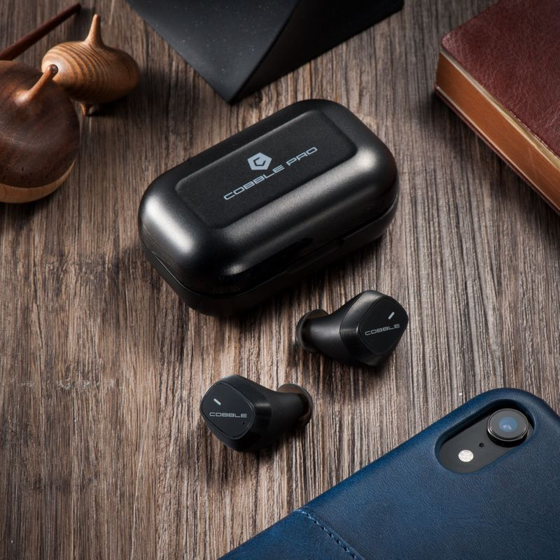 Cobble-Pro-True-Wireless-Bluetooth-5-0-Stereo-Headphone-Earbud-Portable-Charging thumbnail 8