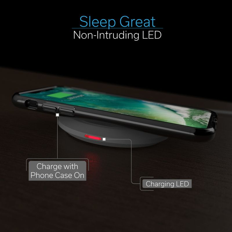 Cobble-Pro-10W-Qi-Fast-Wireless-Charger-Pad-Charging-Dock-for-iPhone-X-XR-XS-8 thumbnail 29