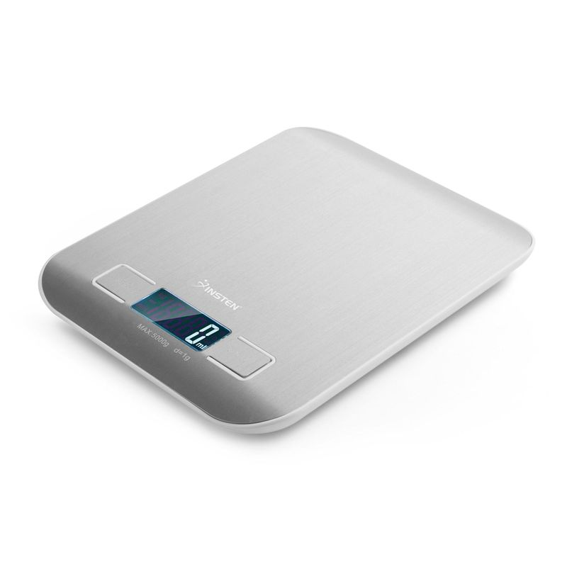 Luxury-Stainless-Steel-LED-Digital-Scale-For-Food-Kitchen-Postal-11lb-5000g-x1g thumbnail 17
