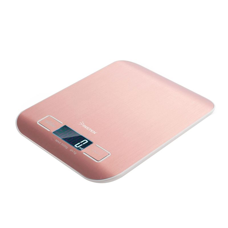 Luxury-Stainless-Steel-LED-Digital-Scale-For-Food-Kitchen-Postal-11lb-5000g-x1g thumbnail 9