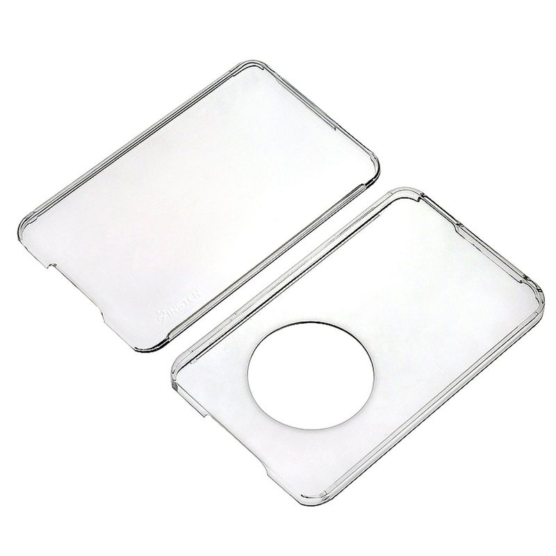 Crystal-Clear-Case-Skin-Hard-Cover-Shell-For-Apple-iPod-Classic-80GB-120GB-160GB thumbnail 2