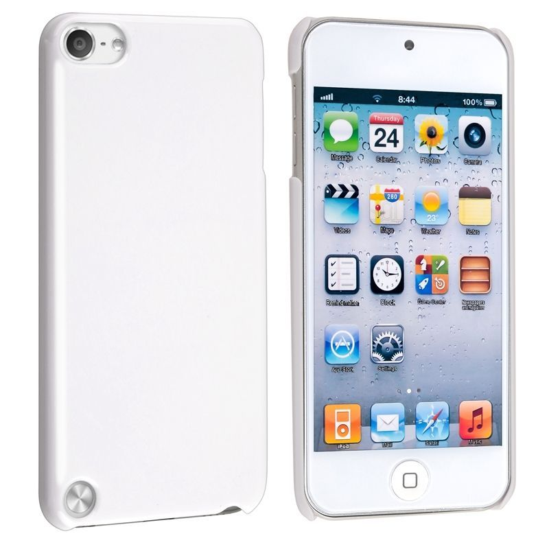Color-Clear-Crystal-Hard-Back-Case-Clear-Protector-For-ipod-touch-5-6-6th-Gen miniature 6