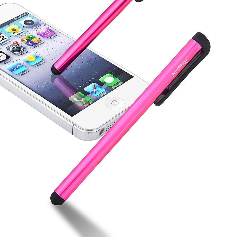 Color-Metal-Universal-Stylus-Touch-Pens-for-Android-iPad-Tablet-iPhone-PC-Pen thumbnail 20