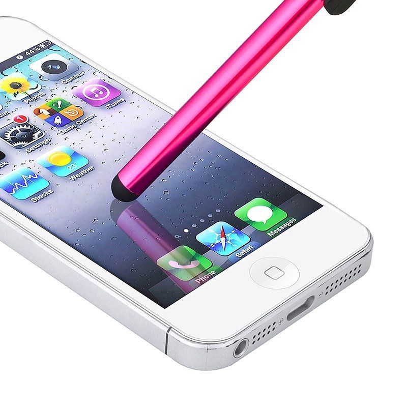 Color-Metal-Universal-Stylus-Touch-Pens-for-Android-iPad-Tablet-iPhone-PC-Pen thumbnail 23