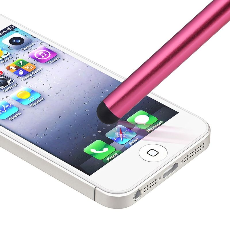 Color-Metal-Universal-Stylus-Touch-Pens-for-Android-iPad-Tablet-iPhone-PC-Pen thumbnail 19