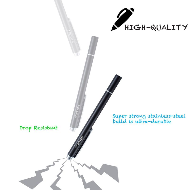 Universal-Capacitive-Tip-Touch-Screen-Stylus-Drawing-Pen-For-iPad-Tablet-iPhone thumbnail 6